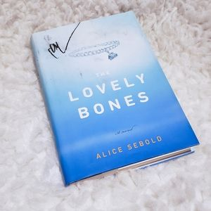 The Lovely Bones by Alice Sebold Hard Cover Book